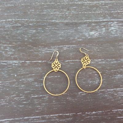 Earrings Formentera