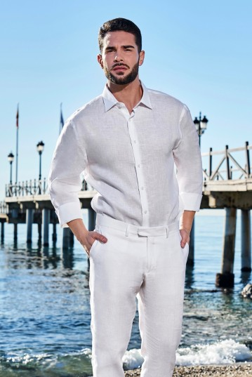 Linen Shirt Begur