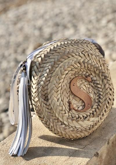 Palm handbag Reunion