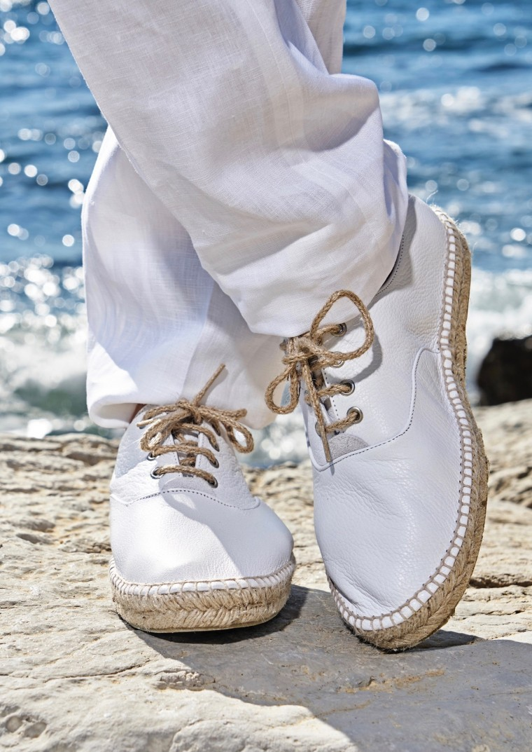Mens espadrilles Andros made in Spain