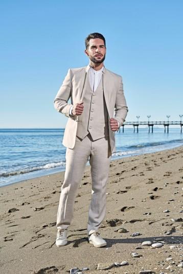 Linen Jacket Marbella