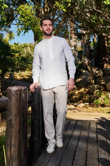 Linen Trousers Marbella